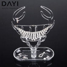 Wholesale Acrylic Jewelry Holder Plastic Display Stand