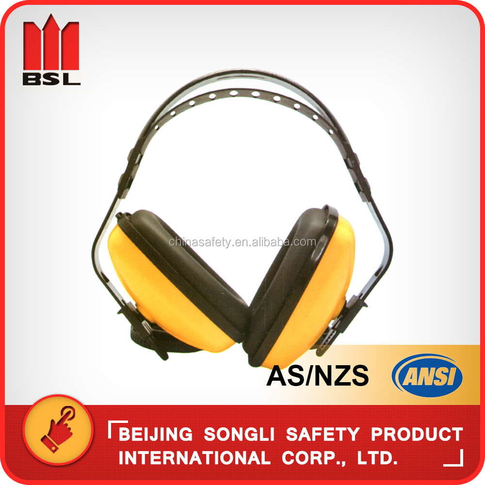 SLE-EM5003 ABS ANSI/AS/NZS 1270 Safety Ear Muff Protector