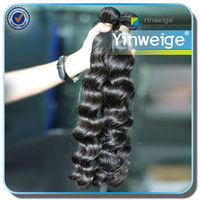amazing loose wave brazilian hair weaving brand reliable
