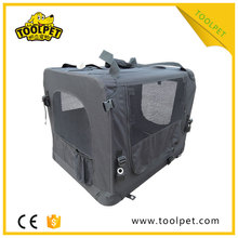 Containment With mesh pet crate puppy dog beds