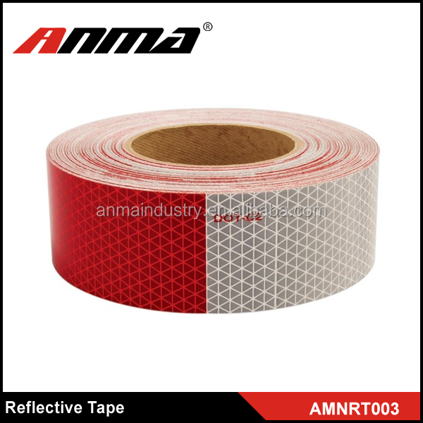 "2"" wide 150 ft. Truck Trailer Whole sell Reflective Tape and Stickers hazard reflective tapes"