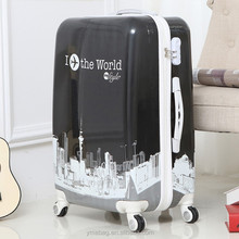 2016 casual special travelmate pc luggage suitcase for leisure travel