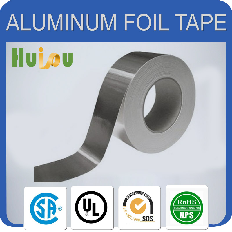 Low temperature resistant aluminum foil tape Coated Lacquer Aluminum Foil Tape for Medical Packaging heat resistant