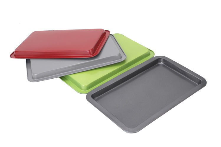 Small Cookie Pan, Cookie sheet pan,heat-resistant cookie pan OKAY BK-D1024S