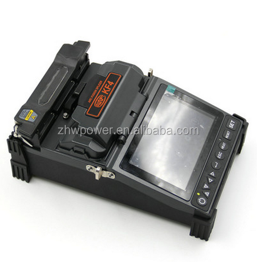 Multi-Function Ilsintech swift KF4 active cladding alignment Handheld fusion splicer