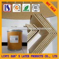 Han's High Quality Non-toxic water-based protective Kok paper/adhesive for Kok paper