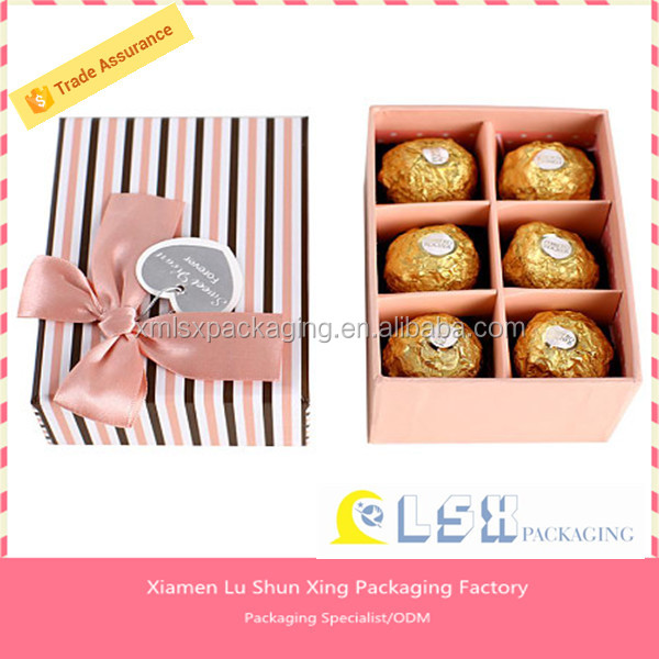 best price popular china Chocolate Packaging Box manufactures making Chocolate Packaging Box