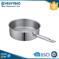 Heavybao Satin Polishing Aluminium Set Multi-function Cooking Hot Pot Cookware