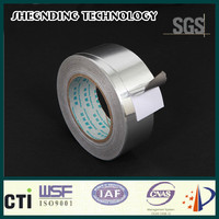 For refrigeration equipment cable! 45um High adhesive strength High strength glue SIS-45 Synthetic Rubber Aluminum Foil Tape