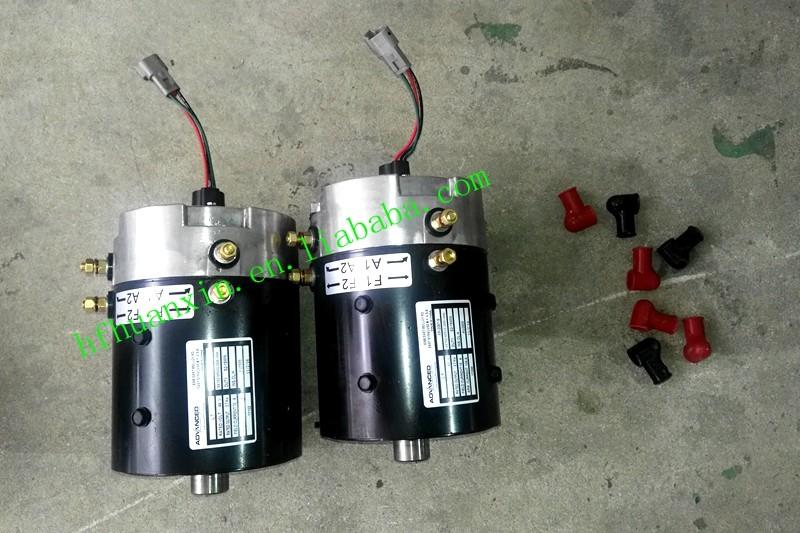 Electric Vechicle Sepex Dc Motor Buy Dc Motor 48
