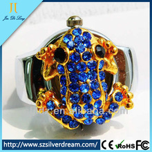Factory direct sale new fashion watch finger ring