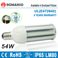 energy saving bulb 54w 5670LM led corncob light retrofit fitting