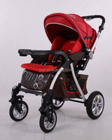 2016 high quality baby stroller C699 with air wheels