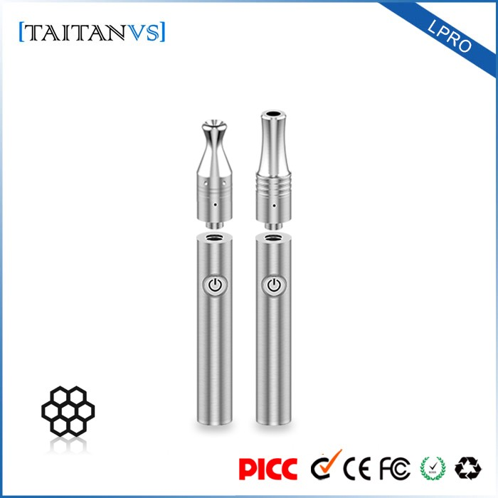 New Products Taitanvs-Vpro Quartz Coil Various Voltage wax vaporizer smoking device