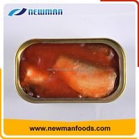 Factory price tomato sauce preservation process canned sardine pilchard