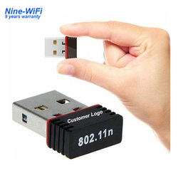 Nano wireless usb 2.0 150mbps mini usb lan dongle mt7601 wifi adapters for android tablet