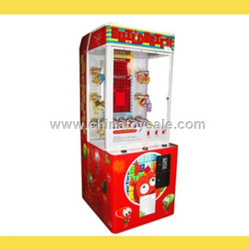 China hot sale build brick indoor amusement games machines or equipment[H46-103]