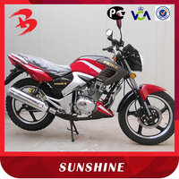 2016 Popular New Design 4-Stroke Gas 200CC Racing Motorcycle