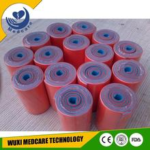 MTSAM1 Medical plastic rolled thermoplastic splint for emergency