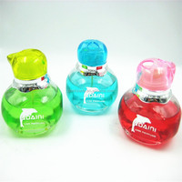 Customized Best Quality Glass Bottle Home Air Freshener
