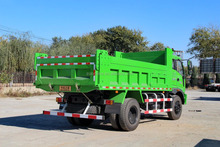High Quality Hydraulic Cylinder Dongfeng 4x2 Euro 3 140HP Dump Truck