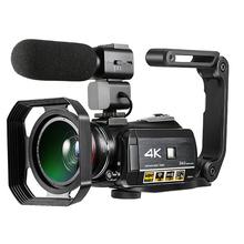 Winait professional 4k <strong>digital</strong> video <strong>camera</strong> with 3.0'' touch display and wifi
