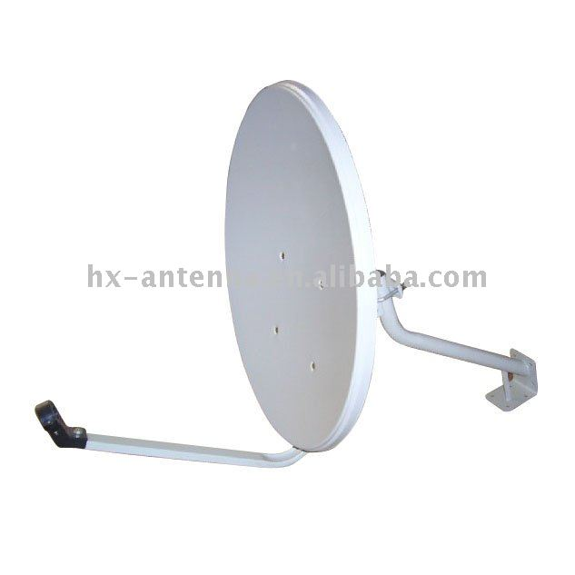 satellite tv equipment of KU band