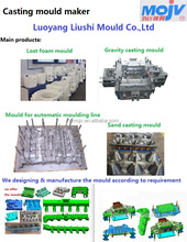 Casting mould maker designing and manufacturer from China