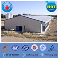 prefab warehouse for poultry house/prefab warehouse for storage/prefab steel factory/workshop/garage