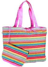 summer beach canvas bags 2012 for ladys