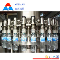 natural spring water processing/manufacturing, mineral water plant project, fillter machine price