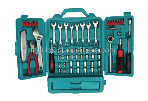198PCS Universal Electric Socket Set from Factory Direct Sales