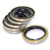 PTFE Electric motor parts double lip seal