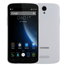 Brand New Original DOOGEE X6 Pro 2GB+16GB 5.5 inch Android 5.1 mobile phone 4G unlocked 3G 2G cell smartphone White