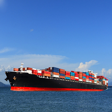 Cheap sea freight ocean container shipping price service from china to long beach usa