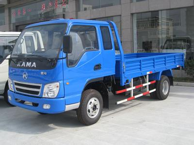 China famous brand KAMA brand 5 ton 4x2 light mini small cargo truck diesel