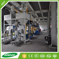 Scrap/Used Tyres/Tires Recycling Line for Tire Crushing Equipment/Plant/Machine