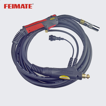 High Quality Panasonic 500A MIG Air Cooled Gas Welding Torch