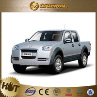 JAC 4x4 light truck 4x2 fuel type diesel china pick up truck high quality