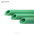 China supplier din standard green ppr pipe pn20 for hot water supply