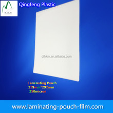Plastic Film Wrap Thick Clear