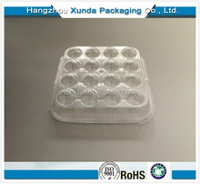 New design plastic blister clear mini cake box