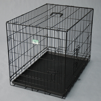 decorative folding metal wire dog cages crate pet kennel manufacturer