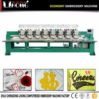 wholesale 24 head embroidery machine; 918; embroidery machine digital dahao software