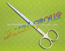 SuperCut Iris Scissors Surgical Dental Instruments Curd