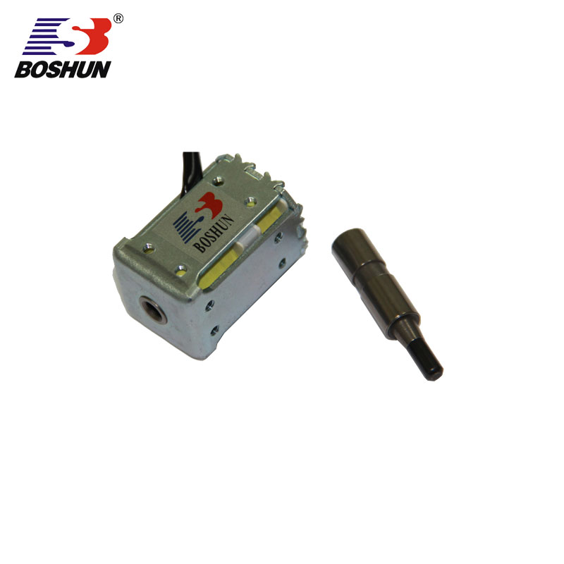 BS-0940N-01 High quality bistable solenoid keep holding magnetic solenoid