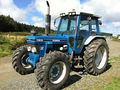 Ford 7810 Tractor Extremely Good Cond