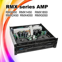 RMX2450 outdoor sound system pro audio amplifier