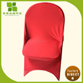 100%polyester strench folding chair cover,lycra chair cover