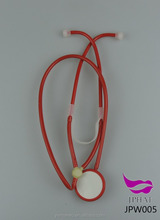 Doctor uniform red stethoscope toy stethoscope Sexy nurse accessories